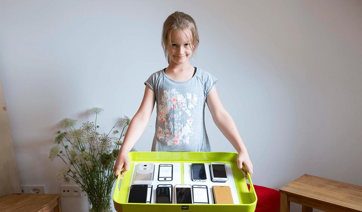 Kinderleicht München Smartphones